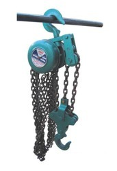 inder 6 mtr lift triple spur gear chain pully blocks