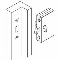 Hook Lock for Glass Sliding