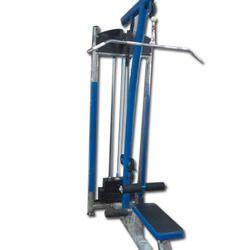High Pulley Lat Machine
