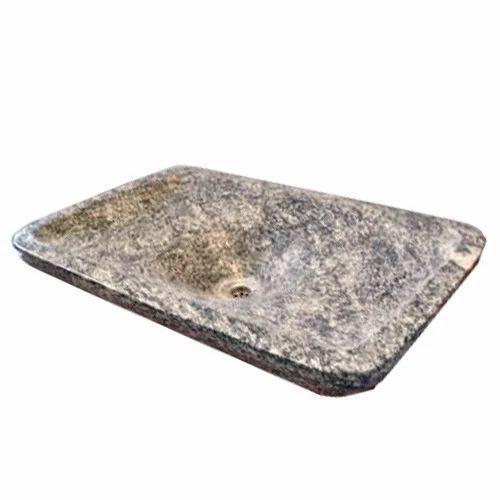 Stone Wash Basin : Stone Granite Wash Basin, Granite Wash Basin - Monolith Arts ...