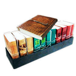 Leather Cover Gift Journals Small