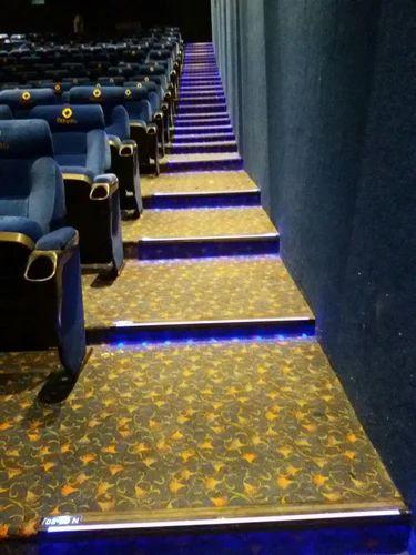 Theater LED Step Light