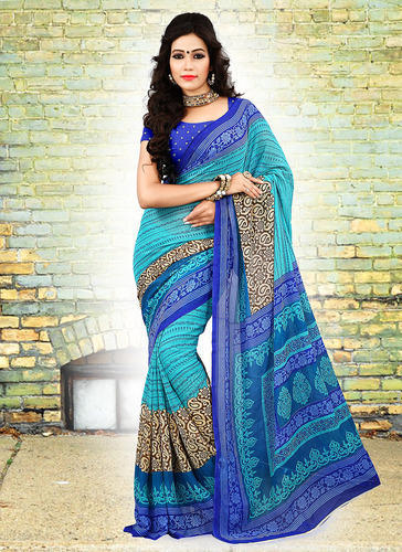Latest Printed Sarees