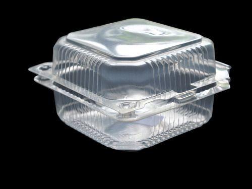 Berry Box Transparent Disposable - 250 ml