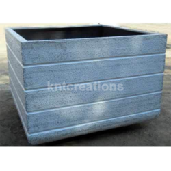 Sea Breeze Square Planters