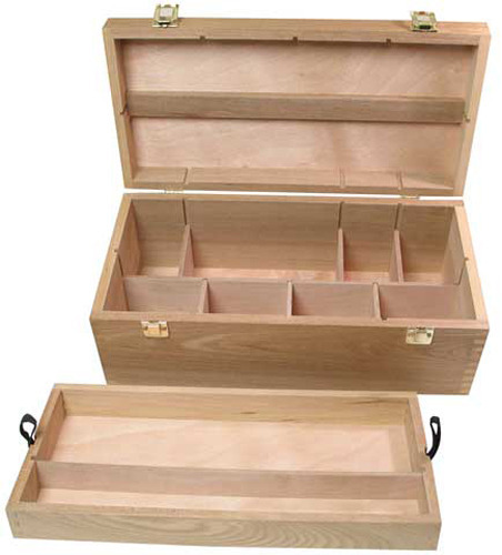Lightweight Wooden Boxes