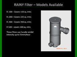 Rainy Filter