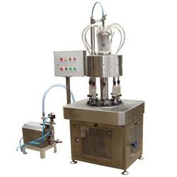 Rotary Vacuum Filling Machine