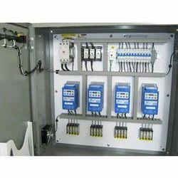 PLC VFD Panel