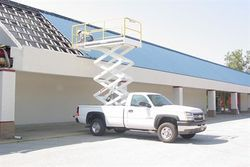 Truck Mounted Scissor Lifts