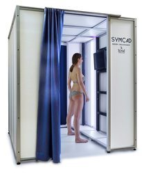 3D Body Scanners Cabin Version