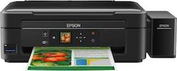 Epson L-485 WI-FI With Memory Card Printer