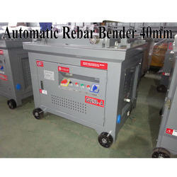 Automatic Rebar Bender 40 mm