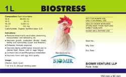 Biostress Feed Additives