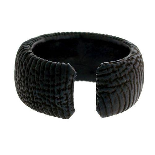 Pave Diamond Leather Bangles