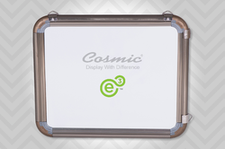 Cosmic Ceramic White Board