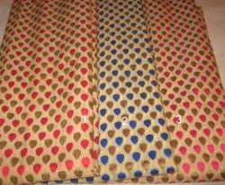 Betal Designer Cotton Brocade Fabric