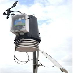 Weather Monitoring Station Meterological Station