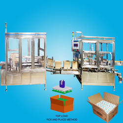 Secondary Packaging Machine Case Packer