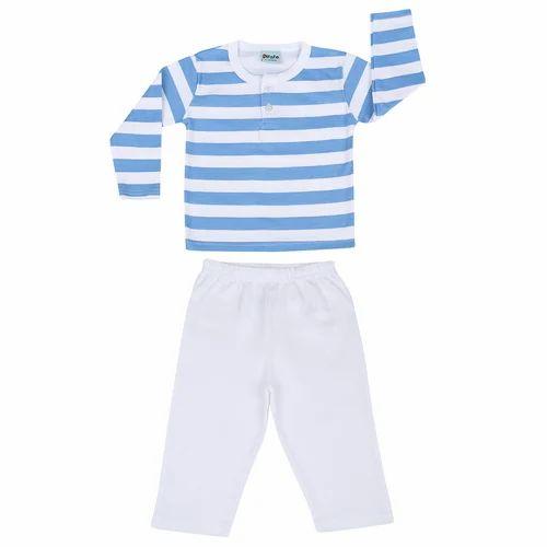 Kids Full Sleeve T Shirt & Short
