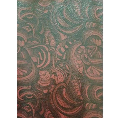Garments Printed Leather