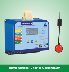 Automatic Water Pump Controller with Float