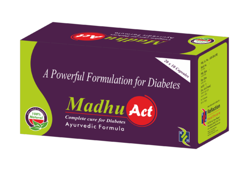 A Herbal Products for Diabetes