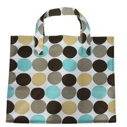 Printed Cotton Carry Bag