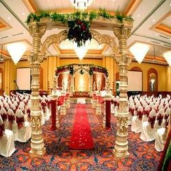 frp figure wedding mandap
