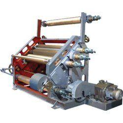 Single Face Paper Corrugation Machines