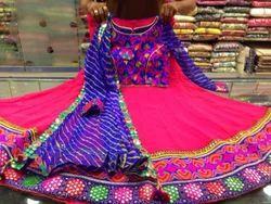 Navratri Dandiya Dress Chaniya Choli