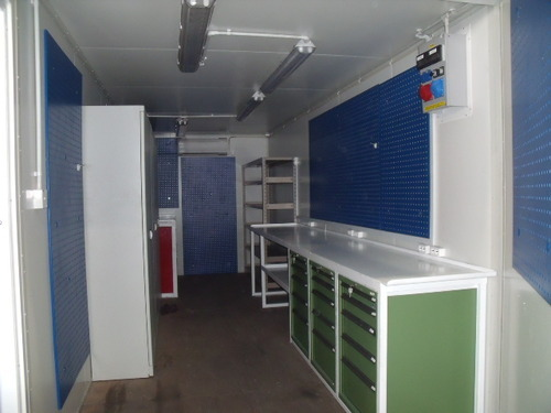 Designer Residential Porta Cabin