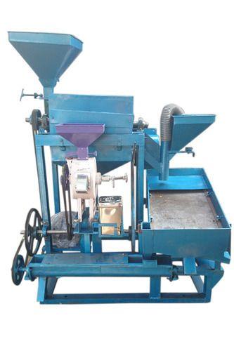 Mini Dal Mill System