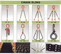 Chain Slings - Full