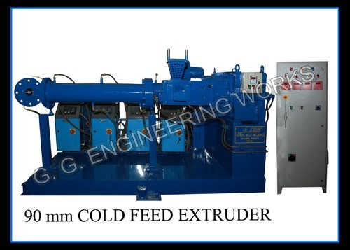 Cold Feed Extruders
