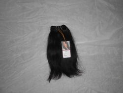 Machine Weft Natural Wavy Raw Hair
