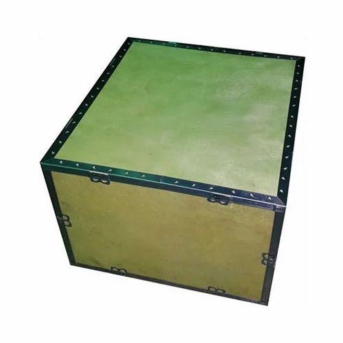 Nail Less Plywood Boxes