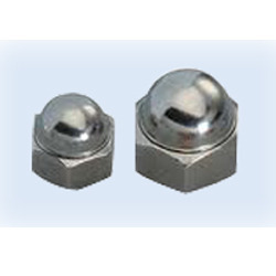 Hex Domed Nuts