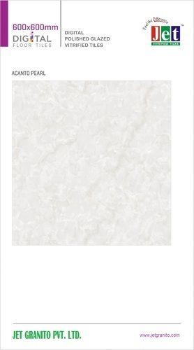 Acanto Pearl Polished Glazed Vitrified Tile