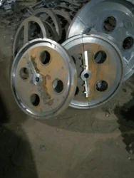 Thresser Balance Wheel