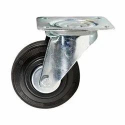 Revolving Type Steel Castor Wheel