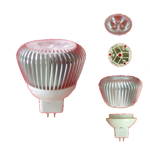 Led Bulb Ujala Yojana: LED Light Spare Parts Manufacturer From Delhi