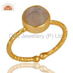 Handmade 925 Silver Gemstone Rings