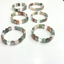 Seven Chakra Elastic Bracelets