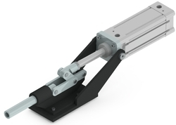 Straight Line Action Pneumatic Clamps