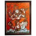 Saraswathi Mural Painting