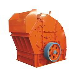Horizontal Impact Jaw Crusher