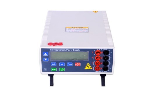 Electrophoresis Power Supply 500V,500mA-LCD Model