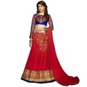 Embellished Georgette Lehenga Choli