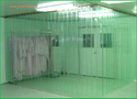 PVC Industrial Curtain